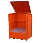 Drum and IBC Storage